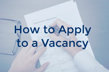 Applying to a vacancy